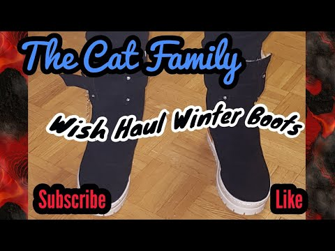 Wish Haul Winter Boots