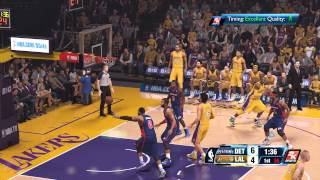 I can actually make shots on NBA 2K14....60fps.....Just looking back