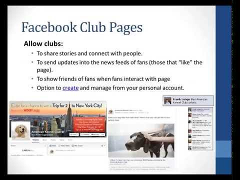 Using Social Media To Promote Your Club