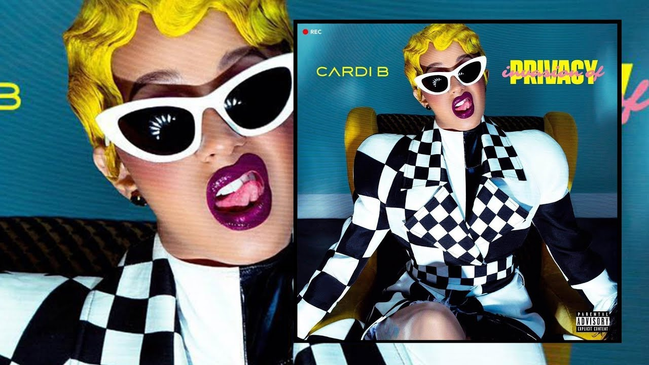 Cardi B Invasion Of Privacy Album Preview