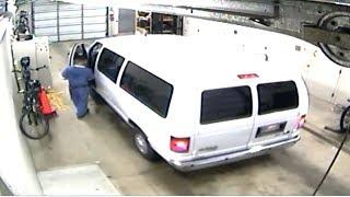 Prisoner Steals Van, Escapes Jail