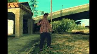 Eazy-E ft. 2Pac ft. Ice Cube - Real Thugs(GTA sa version)