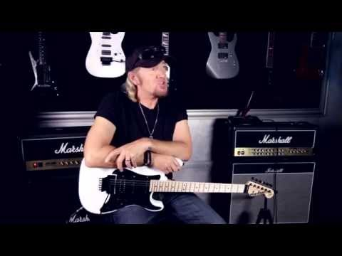 Adrian Smith At: Guitar Center