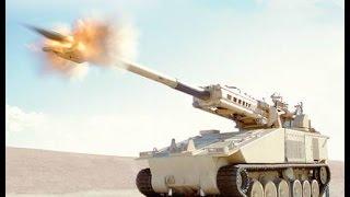 Невероятные разработки! Танк и самоходка будущего! Оружие России