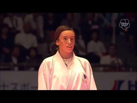 Nancy Garcia vs Ayumi Uekusa - Final Female Kumite  +68Kg (Premier League Tokyo 2018)