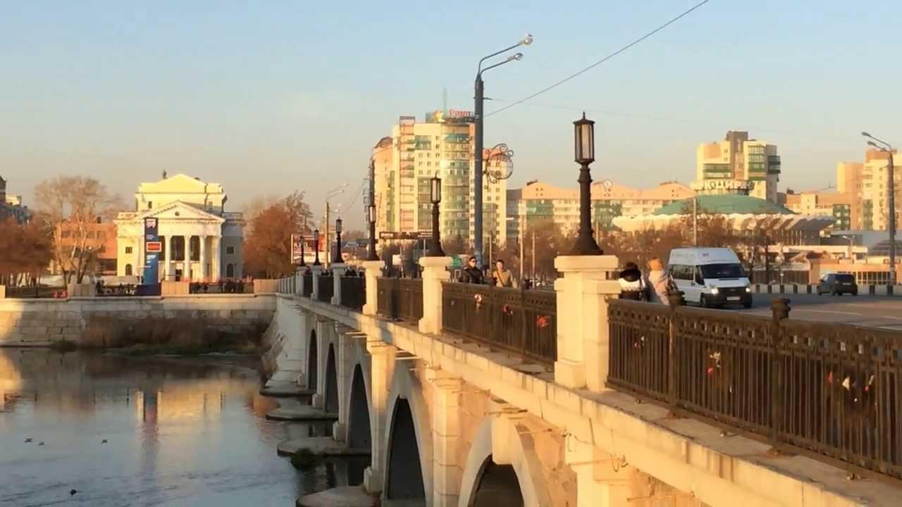 Город Челябинск / The City Of Chelyabinsk - YouTube