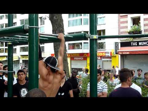 Street Workout-Paris Valmy-2015 06 21 #1