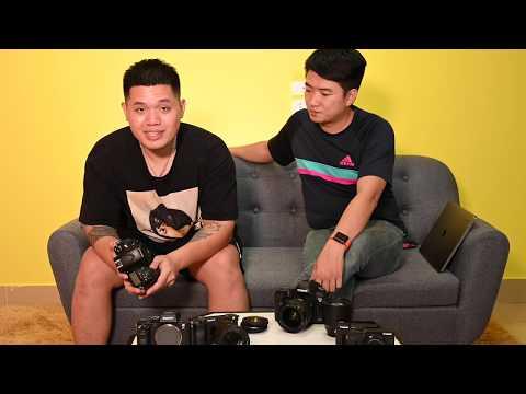 [Talk Show] - Chia Sẻ Kinh Nghiệm Kiểm Tra Máy Khi Mua Máy ảnh CŨ | ZShop TV