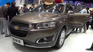 Chevrolet Captiva 2016, 2017 video review(, 2016-01-01T10:44:23.000Z)