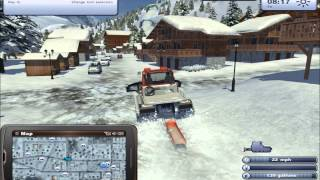 Ski Region Simulator 2012 pc gameplay HD
