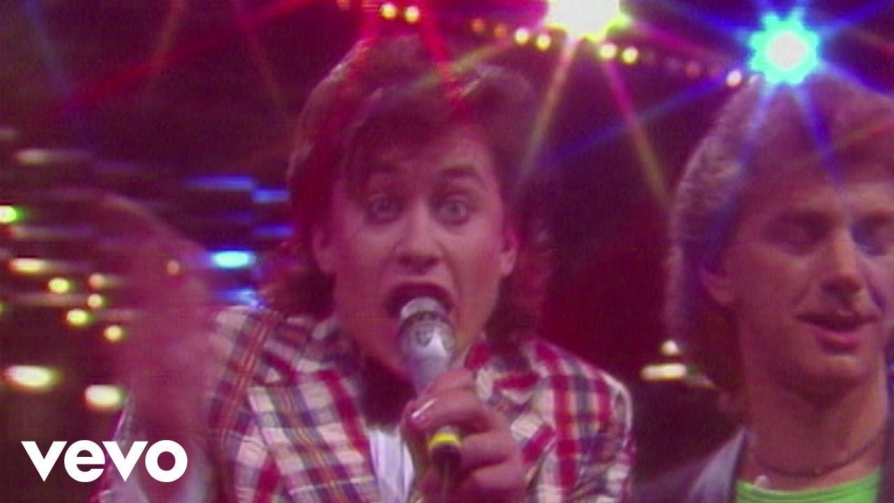 Schrott Nach 8 Zuppa Romana Zdf Hitparade 25 02 1984 Vod Youtube
