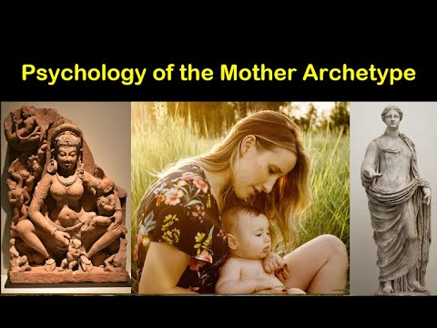 Psychology Of The Mother Archetype