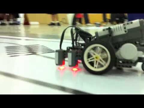 Robot Contest Autonomous Robot 2011 สพฐ.
