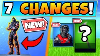 Fortnite Update: NEW SKINS, RUIN In-Game, FOUNDERS REWARD – 7 CHANGES in 8.30 of Battle Royale!