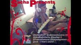 Sunday Love with Sacha Live from @Idealclubworld HQ 16.12.12
