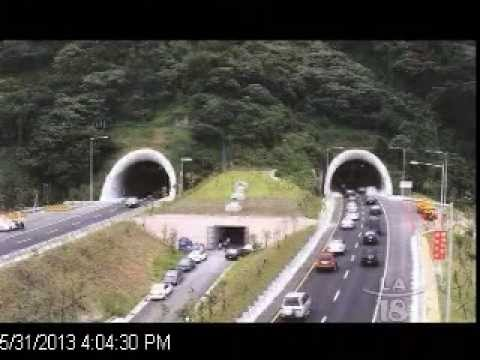 Hsuehshan Tunnel Connects the World to Yilan, Taiwan