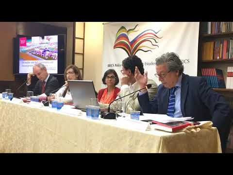 """Lançamento """"Alternative Pathways to Sustainable Development: Lessons from Latin America"""" Parte 2"""