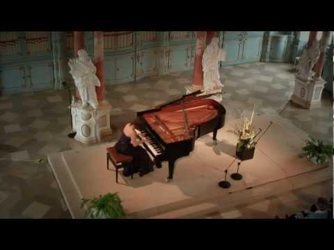 Johannes Brahms: 7 Fantasien op. 116, Nr. 1 & 2 - Anna Zassimova, piano