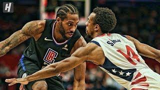 Los Angeles Clippers Vs Washington Wizards   Full Game Highlights | December 8 | 2019 20 Nba Season