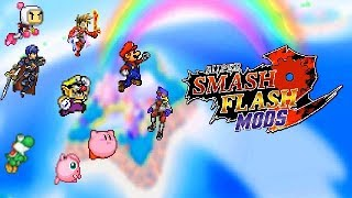 Super Smash Flash 2 Mods: Balanced Characters Patch 4 + Falco V2!