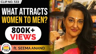 How Do Women Think About Men? ft. @Seema Anand StoryTelling | TheRanveerShow Clips