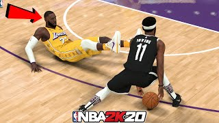 NBA 2K20 Top 10 Dirtiest Crossovers and Rare Ankle Breakers