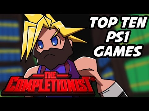 Top Ten Playstation 1 Games | The Completionist