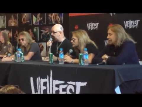 interview Judas Priest Hellfest 2015