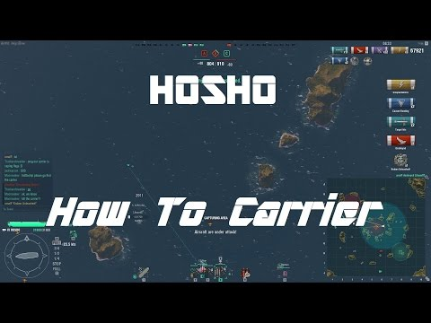 Lower Tier Guides: Introducing CVs With The Hosho