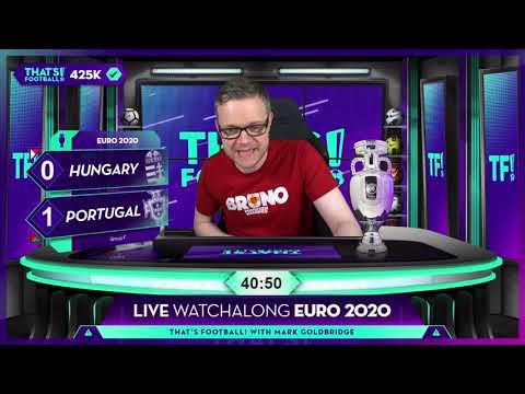 GOLDBRIDGE Best Bits | Hungary 0-3 Portugal | EURO 2020
