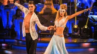 Abbey Clancy & Aljaz Rumba to 'Stay' - Strictly Come Dancing: 2013 - BBC One