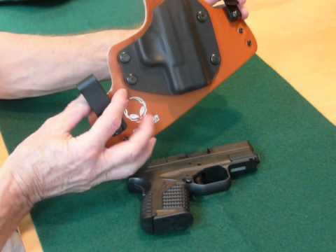 XDS - IWB Conceal Carry Holsters - 3 Reviews