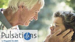 """La maladie d'Alzheimer: """"Là sans être là..."""""""