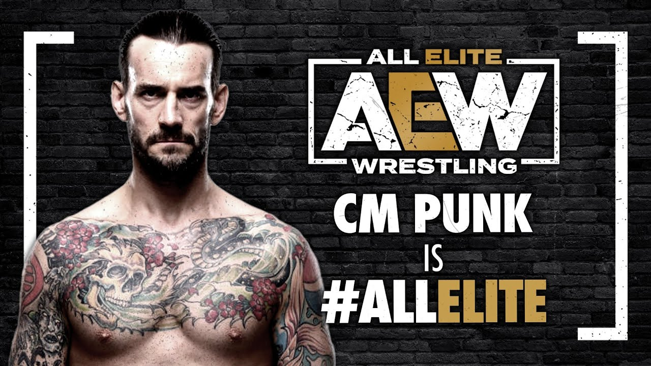 CM Punk In AEW Is A 'DONE DEAL'…WWE Wrestling News