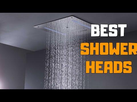 Best Shower Heads In 2020 - Top 8 Shower Head Picks