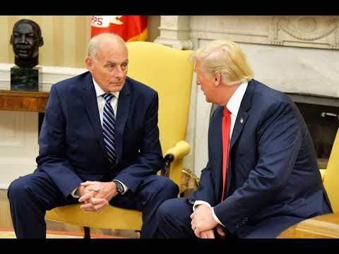 John Kelly Has To Help Gullible Trump Sort Facts From Fiction