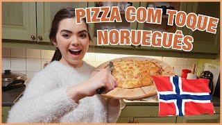 RECEITA: PIZZA BRANCA DE FRANGO | PIZZA FÁCIL | Nicole Trindade