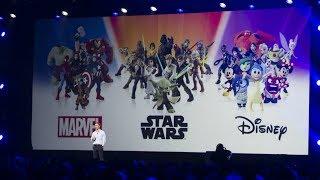 Disney Plus TEASER Trailer MARVEL D23 Event HUGE Announcement