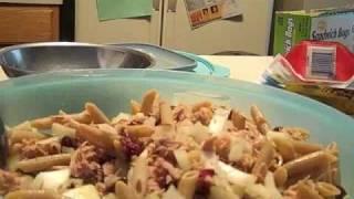 Healthy Recipe- Zesty Tuna Salad