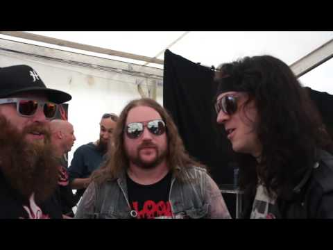 Municipal Waste Interview Download Festival 2016