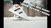 599f1b3377b8 Y-3 Yohji Run Boost Northern Lights Long Term Review - YouTube