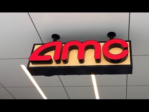 AMC Hawthorn 12 Luxury Movie Theater At Westfield Mall In Vernon Hills, Illinois