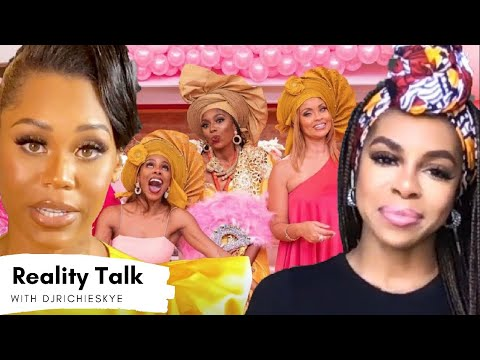 MONIQUE Samuels REVEALS Candiace Dillard WANTED MILLIONS Instead of An Apology For RHOP Drama!