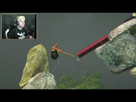 Oh Look Pain | Getting Over It / Gauntlet of IRE - TWITCH STREAM 2/11