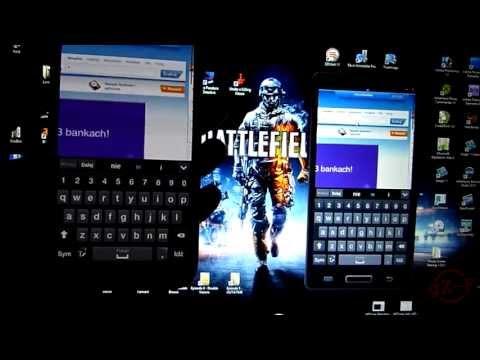Samsung Phone Screen Sharing on NON Samsung PC
