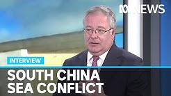Strategic expert Peter Jennings discusses developments in South China Sea,  fuel reserves | ABC News