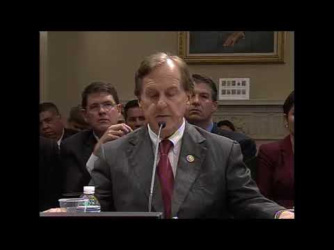 Congressman Pittenger urges Congress to fully recognize Lumbee Tribe