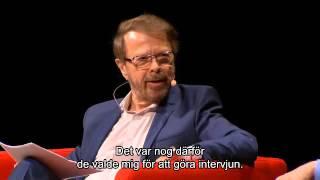 Richard Dawkins interviewed by ABBAs Björn Ulvaeus | 12th December 2015