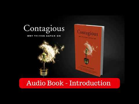 Contagious - Why things catch on? Introduction Chapter - Audio Book Mp3