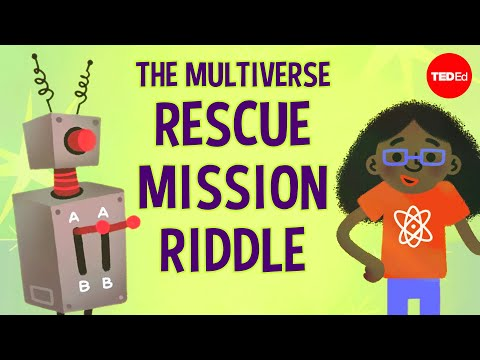 Video image: Can you solve the multiverse rescue mission riddle? - Daniel Finkel